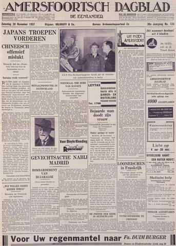 Amersfoortsch Dagblad / De Eemlander 1937-11-20