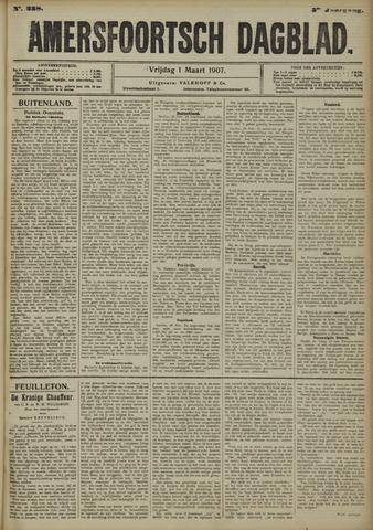 Amersfoortsch Dagblad 1907-03-01