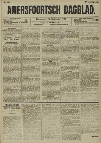 Amersfoortsch Dagblad 1904-09-29