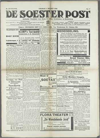 Soester Courant 1935-03-01