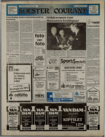 Soester Courant 1985-01-09
