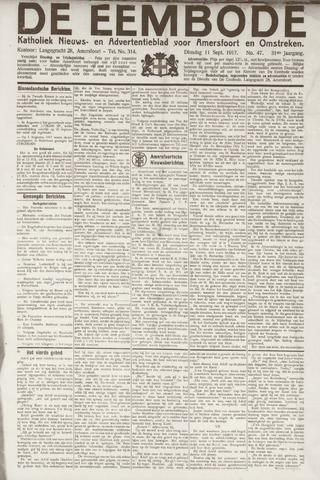 De Eembode 1917-09-11