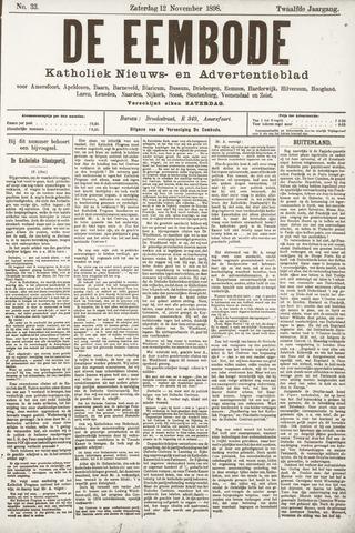 De Eembode 1898-11-12