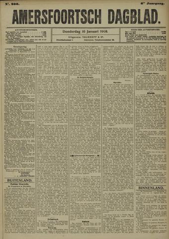 Amersfoortsch Dagblad 1908-01-16