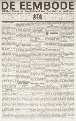 De Eembode 1916-08-22