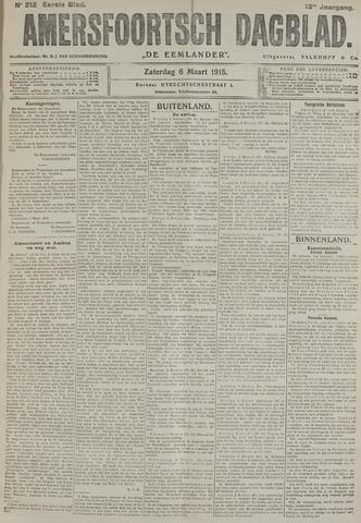 Amersfoortsch Dagblad / De Eemlander 1915-03-06