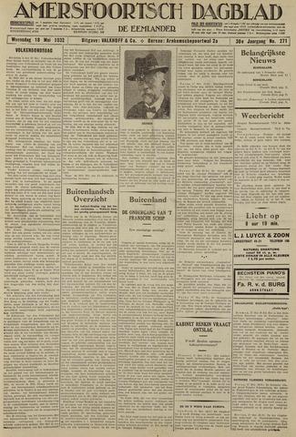 Amersfoortsch Dagblad / De Eemlander 1932-05-18