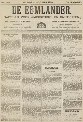De Eemlander 1910-10-21