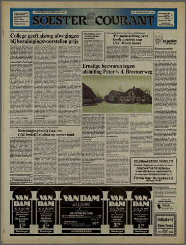 Soester Courant 1984-02-08