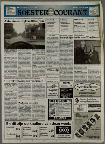Soester Courant 1998-10-07