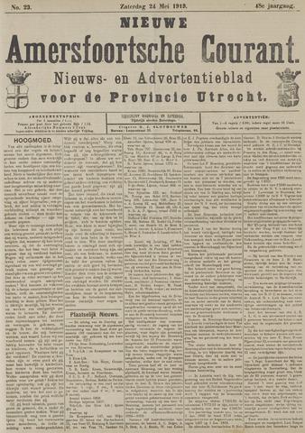 Nieuwe Amersfoortsche Courant 1919-05-24