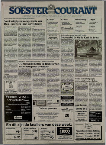 Soester Courant 2000-01-12