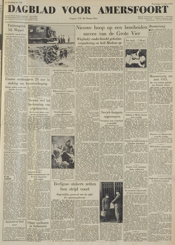 Dagblad voor Amersfoort 1949-06-15