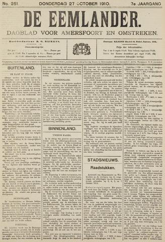 De Eemlander 1910-10-27