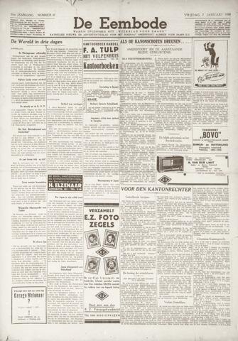 De Eembode 1938-01-07