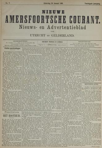 Nieuwe Amersfoortsche Courant 1891-01-24