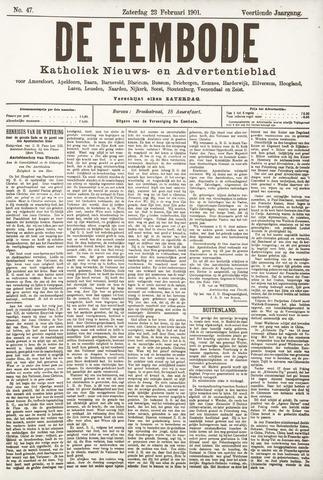 De Eembode 1901-02-23