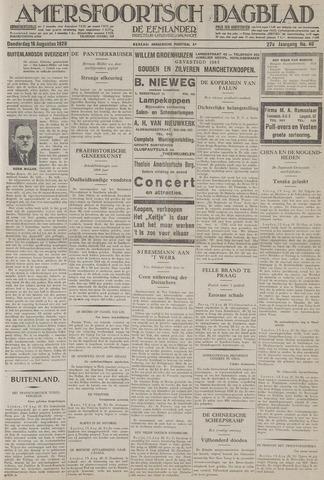 Amersfoortsch Dagblad / De Eemlander 1928-08-16