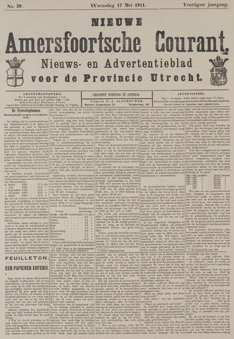 Nieuwe Amersfoortsche Courant 1911-05-17