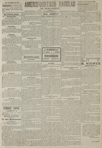 Amersfoortsch Dagblad / De Eemlander 1922-11-24