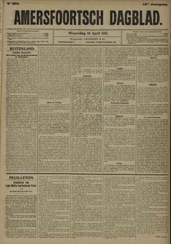 Amersfoortsch Dagblad 1912-04-10