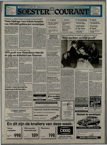 Soester Courant 1995-10-04