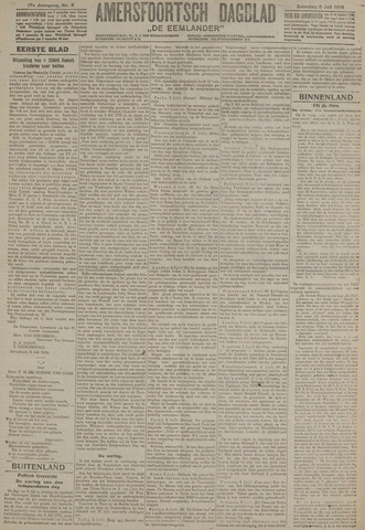Amersfoortsch Dagblad / De Eemlander 1918-07-06