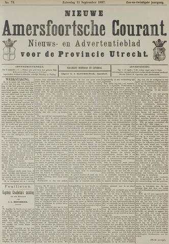 Nieuwe Amersfoortsche Courant 1897-09-11