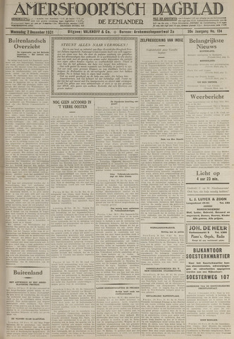 Amersfoortsch Dagblad / De Eemlander 1931-12-02