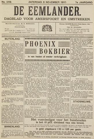 De Eemlander 1910-11-05