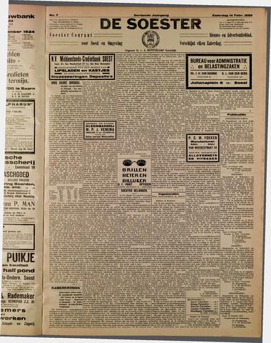 De Soester 1925-02-14