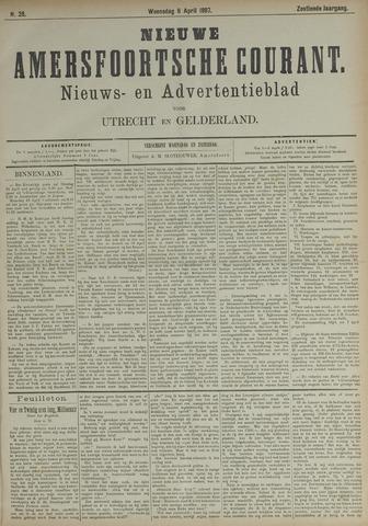 Nieuwe Amersfoortsche Courant 1887-04-06