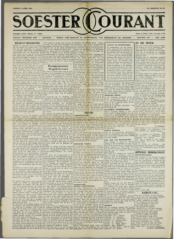 Soester Courant 1960-04-08