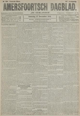 Amersfoortsch Dagblad / De Eemlander 1913-12-27