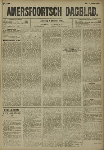Amersfoortsch Dagblad 1910-01-04