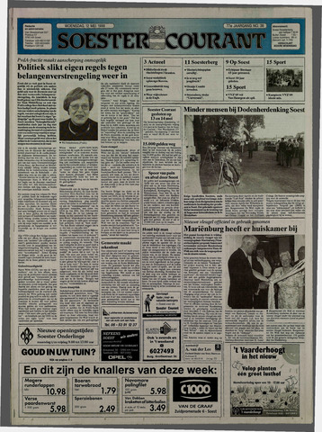 Soester Courant 1999-05-12