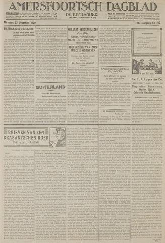 Amersfoortsch Dagblad / De Eemlander 1929-12-23