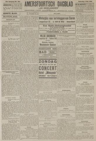 Amersfoortsch Dagblad / De Eemlander 1925-05-09