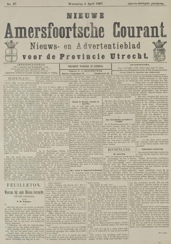 Nieuwe Amersfoortsche Courant 1907-04-03