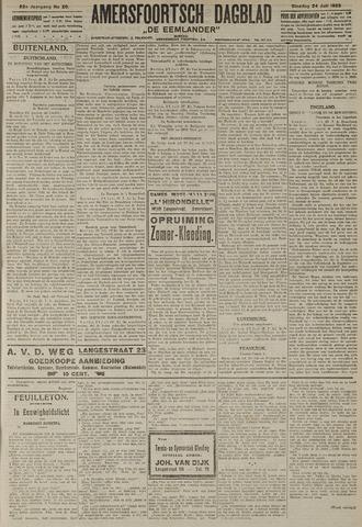 Amersfoortsch Dagblad / De Eemlander 1923-07-24
