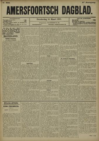 Amersfoortsch Dagblad 1905-03-16