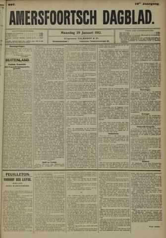 Amersfoortsch Dagblad 1912-01-29