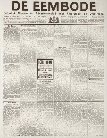 De Eembode 1915-01-19