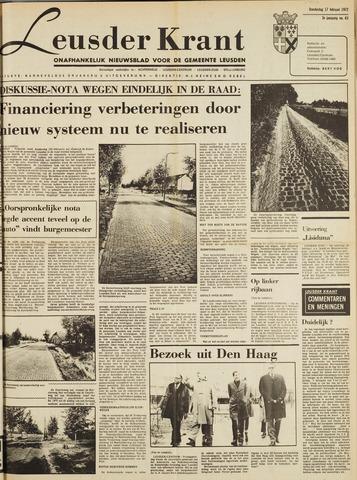 Leusder Krant 1972-02-17