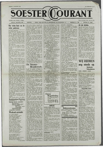 Soester Courant 1952-08-08
