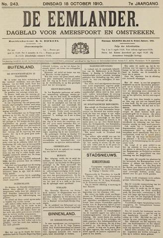 De Eemlander 1910-10-18