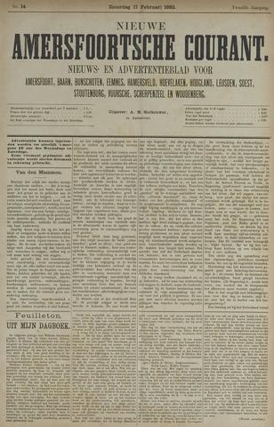 Nieuwe Amersfoortsche Courant 1883-02-17