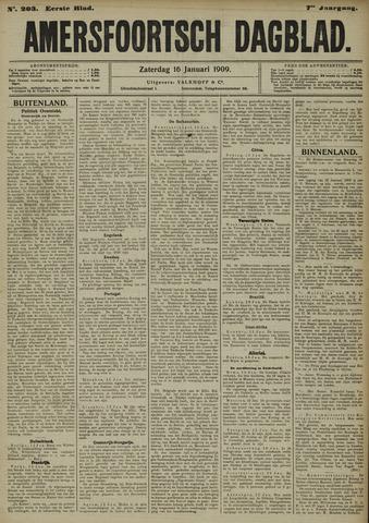 Amersfoortsch Dagblad 1909-01-16