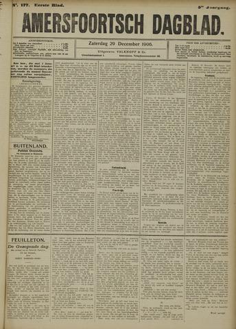 Amersfoortsch Dagblad 1906-12-29