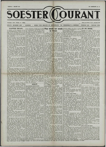 Soester Courant 1957-03-01